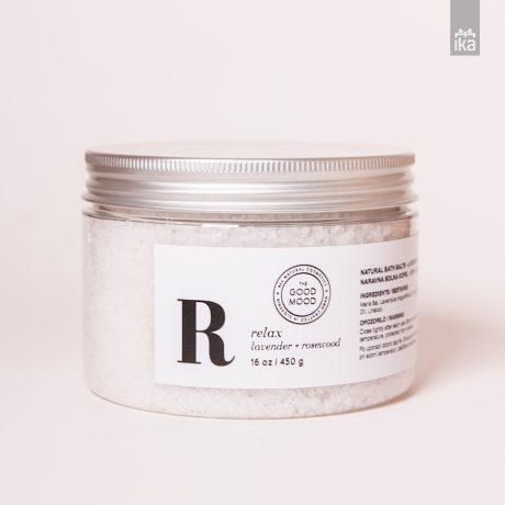 Solna kopel   Natural Bath salt   The Good Mood Cosmetics