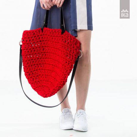 Kvačkana torba Almyra