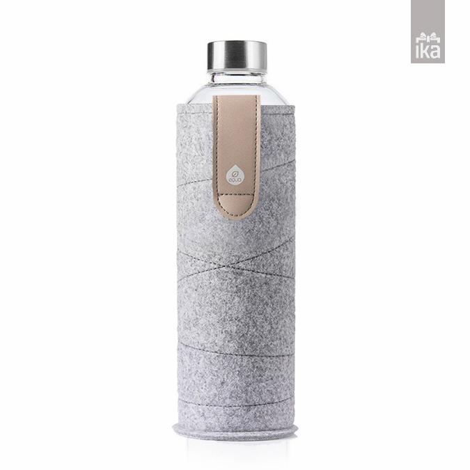 a985ab0448 Mismatch Equa Bottle 1000 ml felt cover Sand Sky | IKA shop ...