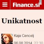 2014 Finance