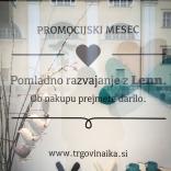 Izložba 03/2015 | Trgovina Ika Ljubljana