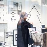 Izložba QUOTELIFE | 12/2015 | Trgovina IKA
