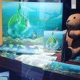 Izložba SLOVENIAN TALES | 05/2016 | Trgovina IKA