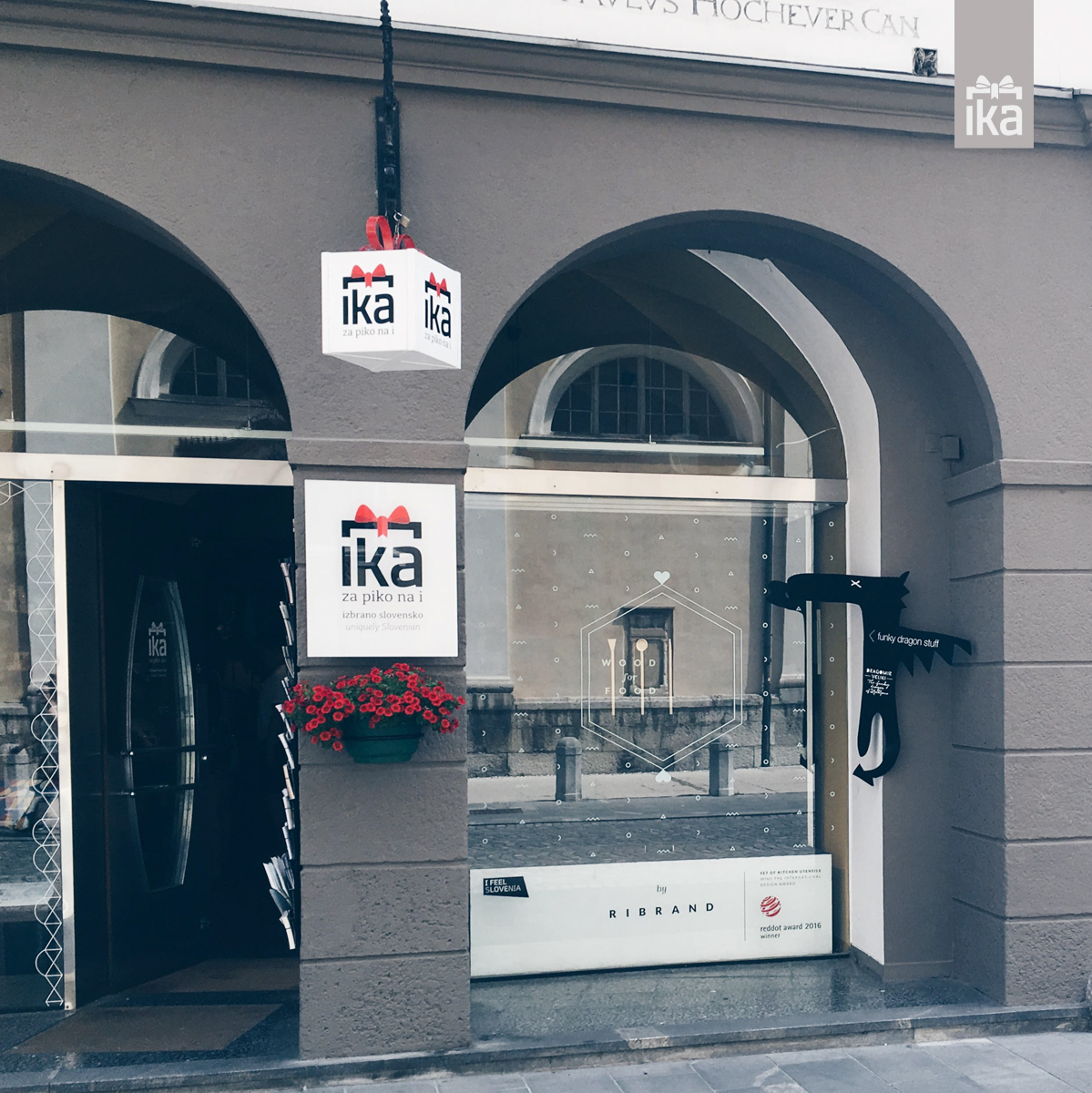 Izložba RIBRAND   07/2016   Trgovina IKA