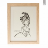 """Let me eat cake"" | Marie Antoinette | Polonapolona"