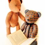 Medvedek Populiin | Populiin teddy bear