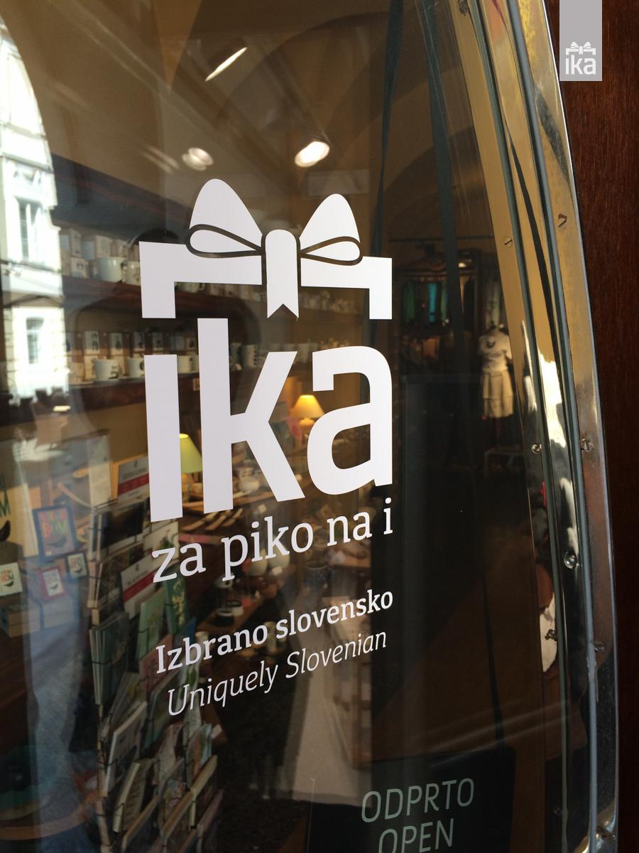 Trgovina IKA Ljubljana
