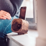 Trobla - lesen ojačevalec zvoka