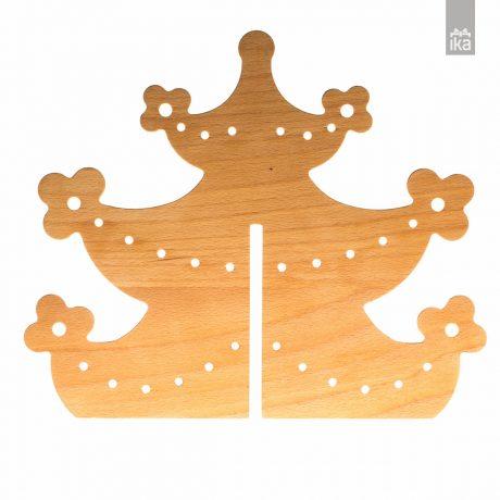 Lesena jelka | Wooden Christmas Tree