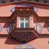 Nekdanja Zadružna gospodarska banka na Miklošičevi cesti v Ljubljani | Cooperative Business Bank building on Miklošičeva cesta in Ljubljana.