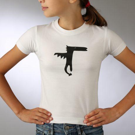 Majica iz 100% bombaža | 100% cotton t-shirt Funky Dragon Drago