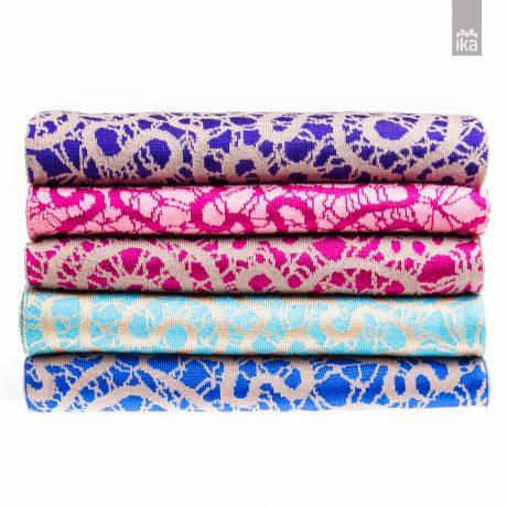 Pleteni šal čipka | Knitted scarf lace
