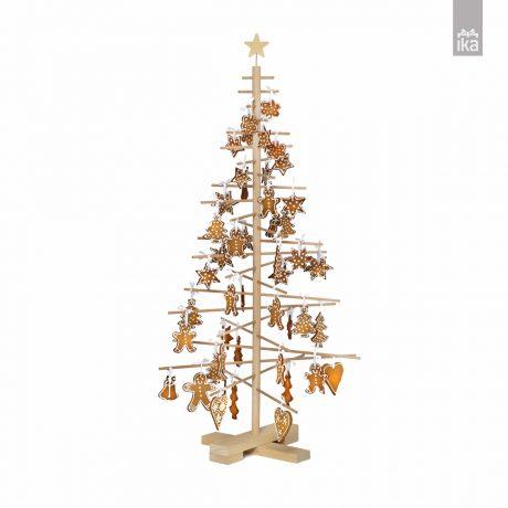 Leseno drevo XMAS3   Wooden Christmas Tree XMAS3