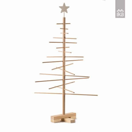 Leseno drevo XMAS3 | Wooden Christmas Tree XMAS3