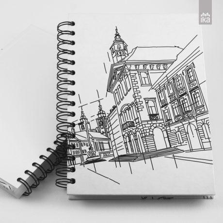 Notesniki BelaLjubljana | BelaLjubljana notebooks