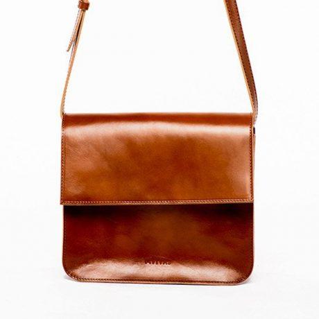Crossbody usnjena torba   Crossbody leather bag   Viva's project