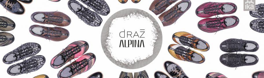 Kolekcija obutve Alpina Draž