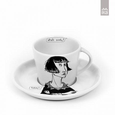 Skodelica za kavo Alma | Polonapolona