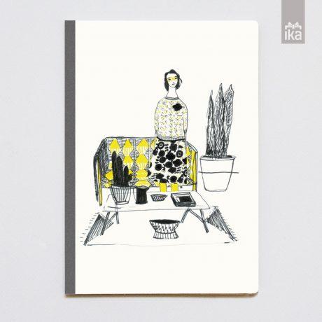 Vila Malina zvezek | notebook