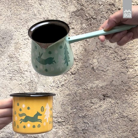 Enamel Coffe pot