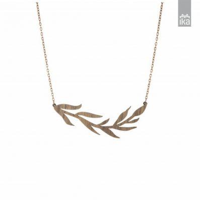 Lesena ogrlica