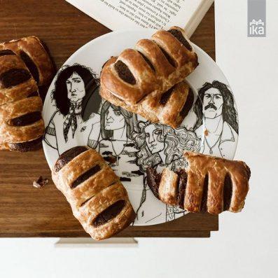 Krožnik | Plate | Led Zeppelin | Polonapolona