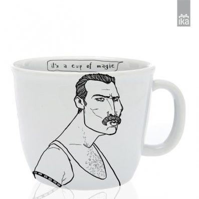 Skodelica Freddie   Mug