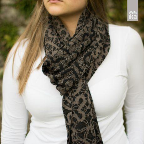 Baragaga pleten šal | Knitted Scarf