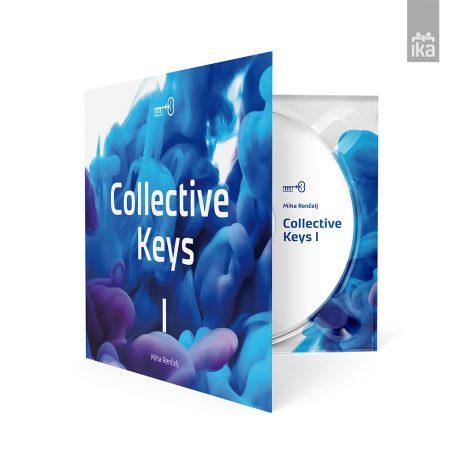 Miha Renčelj   Collective Keys