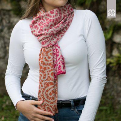 Baragaga | Knitted scarf | Pleten šal