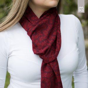 Baragaga   Knitted scarf   Pleten šal