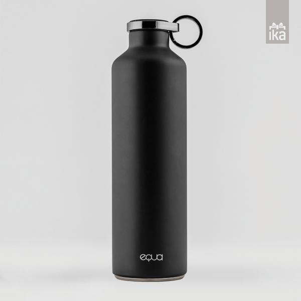 Dark grey Equa bottle basic