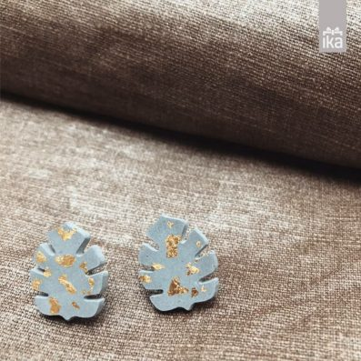 Koncrete uhani | Earrings