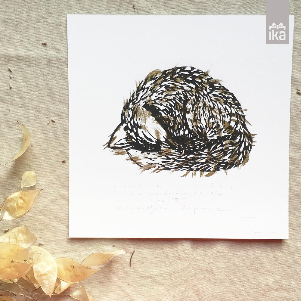 Klavdija Zupanc   Grafika   Print
