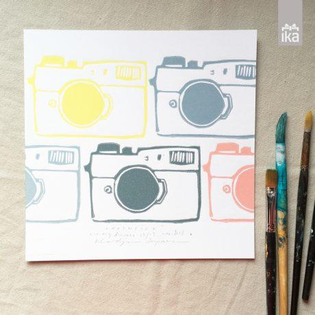 Klavdija Zupanc | Grafika | Print