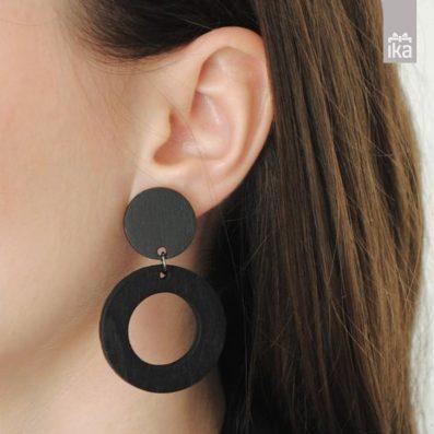 Uhani Minimal drop   Minimal drop earrings