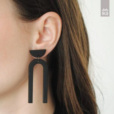 Uhani Minimal drop | Minimal drop earrings