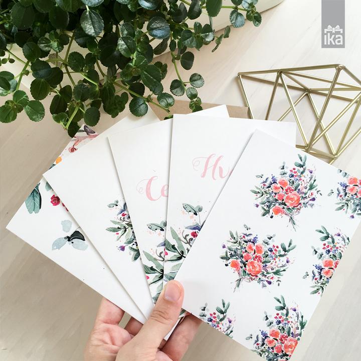 Voščilnica | Studio Rižnar | Greeting card