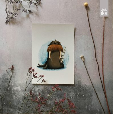 Artprint | Nina Kovačič - Mrož