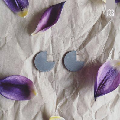 Koncrete - Uhani - Earrings