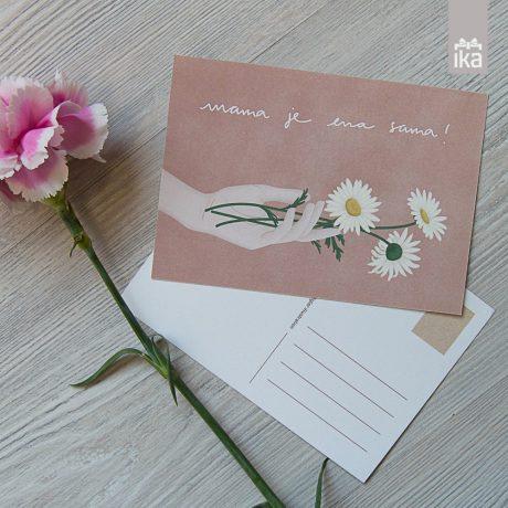 Maja Rigler | Razglednica | Postcard