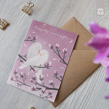 Maja Rigler | Voščilnica | Greeting card