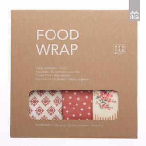 Food wrap   Povoščene krpice   Beezeeb