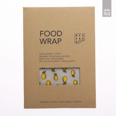 Food wrap | Povoščene krpice | Beezeeb