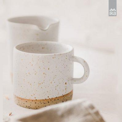 Skodelica Bela   Coffe cup Bela