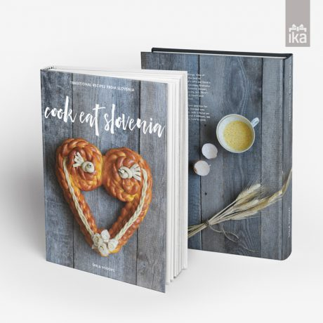 Cook eat Slovenia | Kuharska knjiga | Cook book