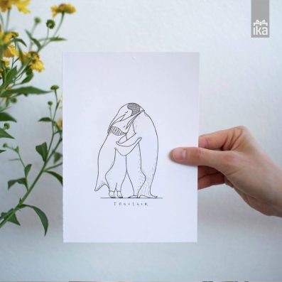 Artprint Nina Kovačič Illustration