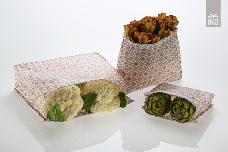 Food pocket | Povoščena vrečka | Waxed bag