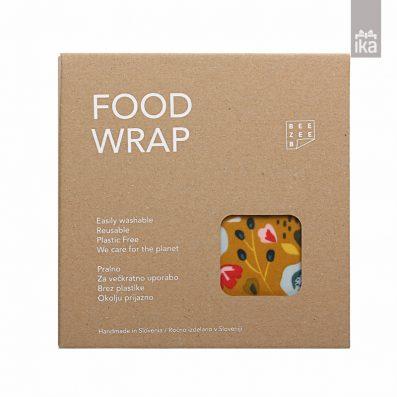 Food wrap   Povoščena krpica   Waxed cloth