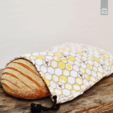 Vrečka za kruh   Bread bag   Jagababa